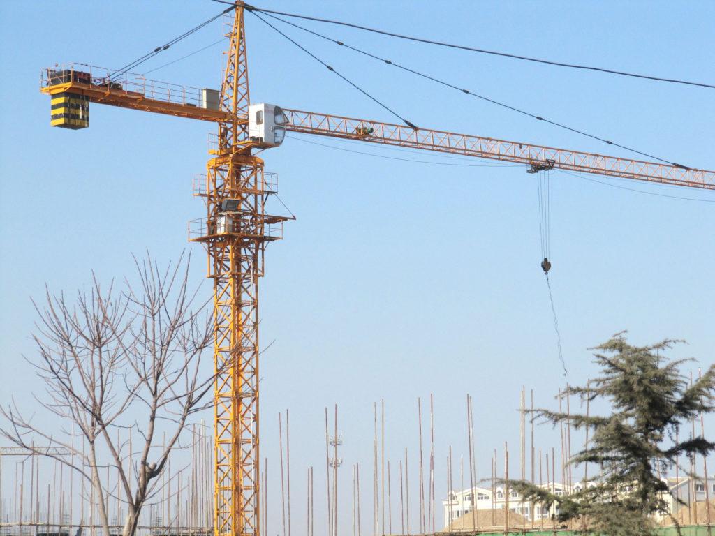 hammerhead tower crane
